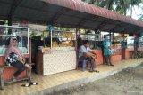 Pedagang Sala Lauak Pariaman alami penurunan omzet pasca-mewabahnya COVID-19