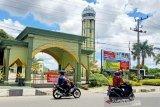 Shalat Jumat ditiadakan sementara di Masjid Agung Kapuas