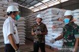 Bulog pastikan stok beras pada 2020 di KSB terpenuhi dan tidak terpengaruh isu COVID-19