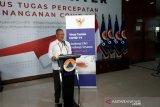 Kasus COVID-19  Indonesia  893 positif, 78 meninggal, Sulut dua positif