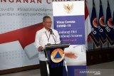 Jubir Pemerintah Yurianto minta media beri pemahaman akurat COVID-19
