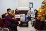 ACT Riau distribusi masker di sejumlah RS di Pekanbaru