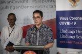 Relawan COVID-19 terbanyak asal DKI Jakarta dan Jabar