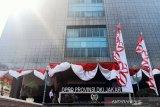 Gedung DPRD DKI ditutup 5 hari karena ditemukan kasus positif COVID-19
