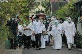 Jenazah ibunda Presiden Joko Widodo