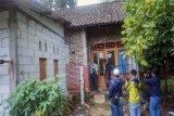 Rumah terduga teroris di Batang