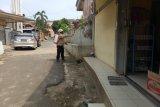 Tagana Korwil Lampung lakukan penyemprotan disinfektan