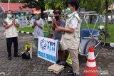 YBM PT PLN peduli keluarga miskin di masa pandemi COVID-19
