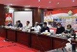 Pemerintah Provinsi Sulawesi Tenggara evaluasi percepatan pencegahan COVID-19