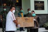 Lampung distribusikan APD ke 30 RS percepat penanganan COVID-19