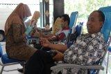 Pemkab Sleman gelar donor darah karena pedonor turun akibat COVID-19
