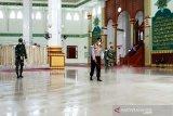 Umat Islam di Kotim tetap laksanakan shalat Jumat