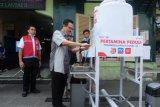 Pertamina-ACT DIY siapkan wastafel portabel di 8 pasar Yogyakarta