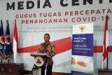 Jubir Pemerintah Achmad: Hasil negatif tes cepat tidak jamin bebas COVID-19