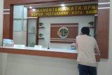 Cegah Corona, BPN Baubau batasi kunjungan pemohon sertifikat