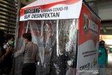 Kota Magelang sediakan bilik disinfektan di ruang publik
