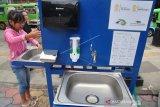 Palembang sediakan puluhan  titik fasilitas cuci tangan