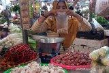 Harga bawang merah di Purwokerto melonjak mencapai Rp52.000/kg