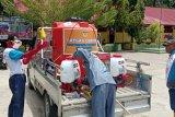 Kadisdik Papua: Lebih dari 200 sekolah telah disemprot disinfektan cegah Corona