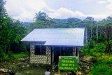 Bangunan rumah TMMD di Kampung Kibay masuki tahap finishing