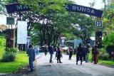 Pintu masuk wisata Malino dijaga awasi penularan wabah COVID-19