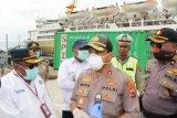 Kapolres:Polisi Biak tindak tegas kerumunan warga untuk cegah Corona