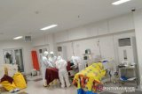 Sebanyak 97 WNA diisolasi di RS Darurat Wisma Atlet