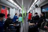 Subway di Wuhan kembali beroperasi setelah berhenti dua bulan