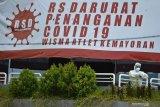 RS Darurat COVID-19 Wisma Atlet merawat 335 pasien