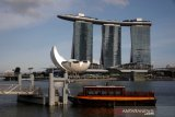 Konsultan properti: pusat bisnis di Singapura terancam tenggelam