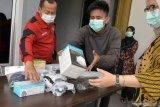 Riau dapat bantuan 8.500 APD dan 4.800