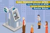 Taspen terapkan pembayaran pensiun melalui ATM cegah corona