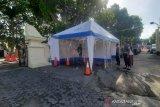 Polresta Mataram sediakan bilik disinfektan mencegah pandemi COVID-19