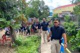 Tim Khusus Maleo gerebek judi sabung ayam di Manado