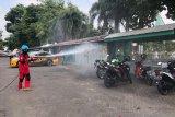 115 Kampung Tangguh Bencana di Yogyakarta dilatih membuat disinfektan