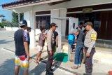 Polres Tanjungpinang sumbangkan bilik  penyemprotan disinfektan ke masjid