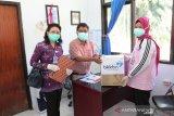 BKKBN Sulteng  distribusi 3.840 APD untuk rumah sakit dan puskesmas