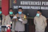 Menyamar sebagai polisi, enam pencuri ditangkap