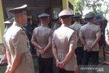 Sebanyak tujuh siswa Setukpa Lemdik Polri Sukabumi dinyatakan positif COVID-19