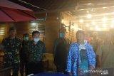 Kerumunan massa di Belitung dibubarkan