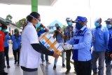 Demokrat Papua bantu 1.000 masker untuk RSUD Wamena
