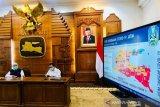 Gubernur Jatim sebut daerah terjangkit COVID-19 bertambah empat kabupaten
