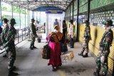 TNI Terlibat Pencegahan Wabah COVID-19