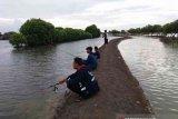 Surganya wisata mancing di Muaragembong Bekasi ditutup