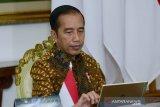 Presiden Jokowi umumkan enam program jaring pengaman sosial atasi COVID-19