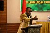 Persiapan penyelenggaraan ibadah haji Papua alami penyesuaian akibat corona