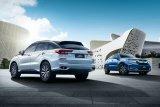 Honda lakukan penyegaran pada SUV Avancier