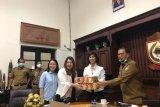 Pemerintah Kota Makassar terima bantuan satu ton mi instan