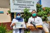 ACT Sulsel salurkan bantuan APD ke sejumlah puskesmas di Makassar