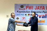 Paket Sembako PWI Jaya bagi warga miskin terdampak COVID-19